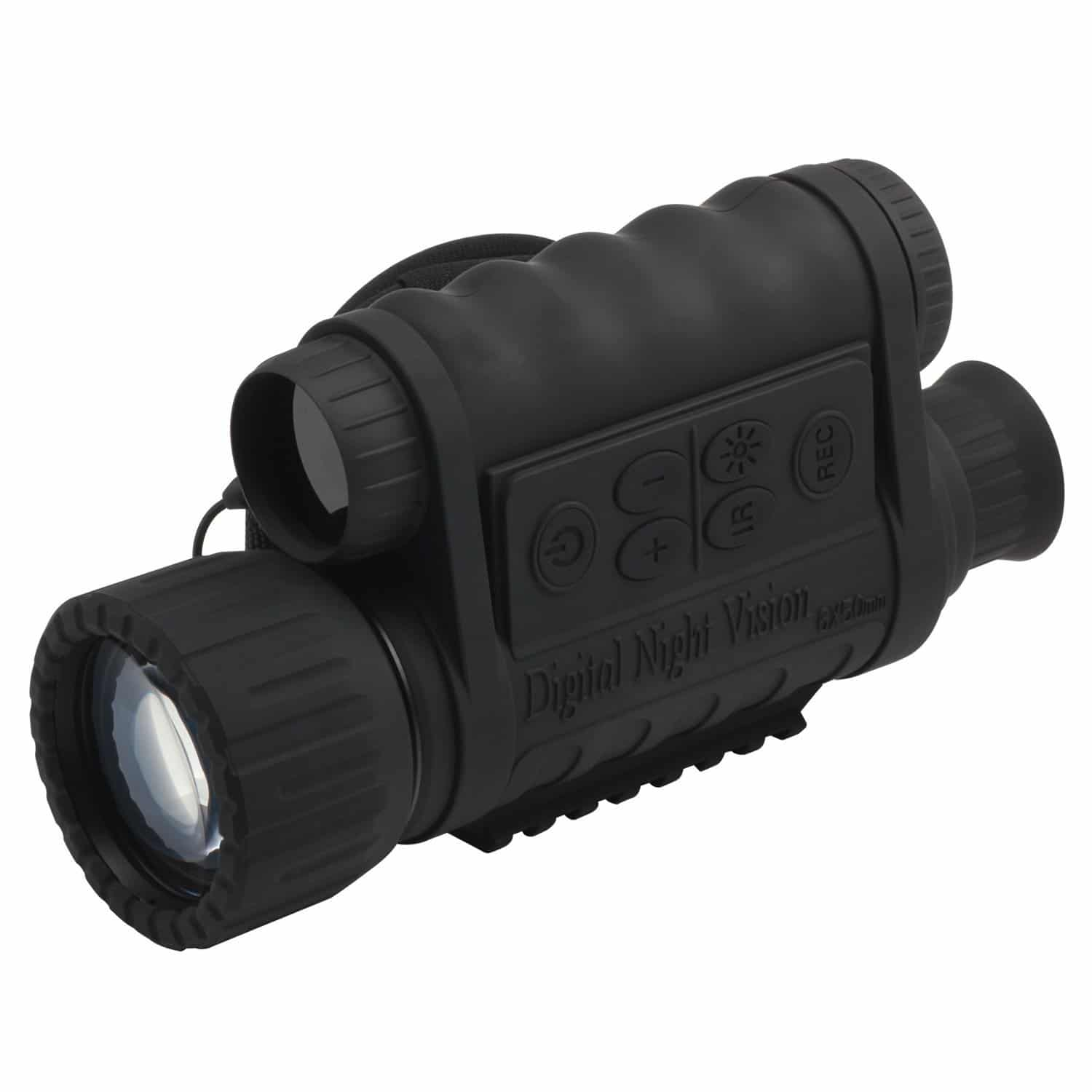 bestguarder 6x50mm hd digital night vision monocular review: best binoculars under $200