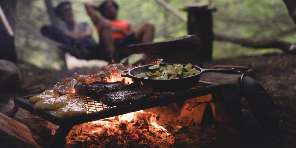 Awesome Campfire Cooking Equipment