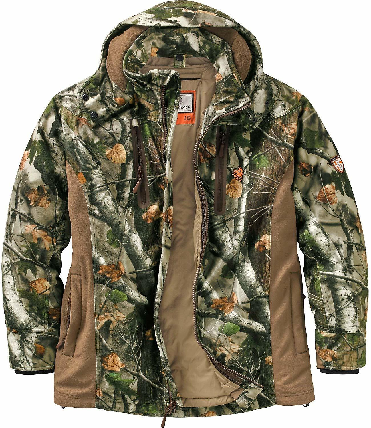 Legendary Whitetails Men's HuntGuard Reflextec Hunting Jacket