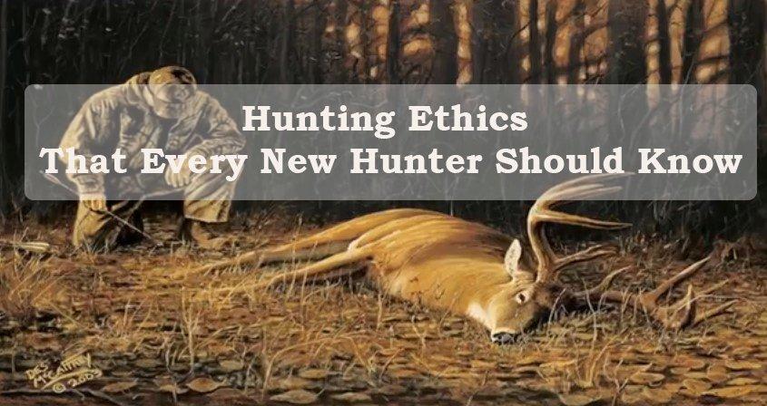 Hunting Ethics