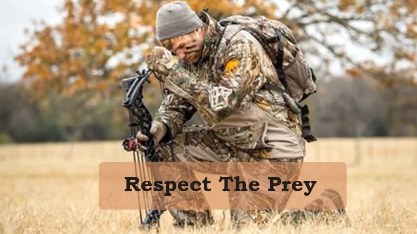 Respect prey