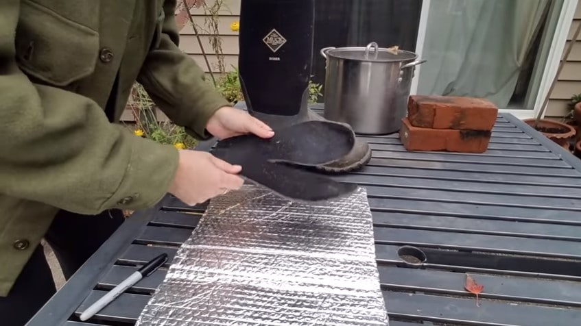 Change your hunting boot's insoles