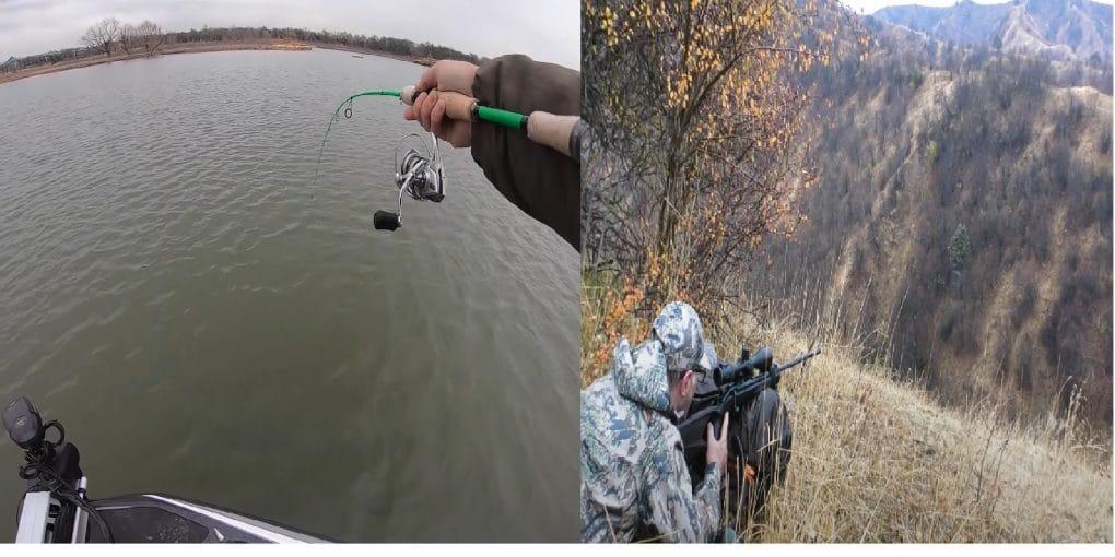 Fishing vs Hunting