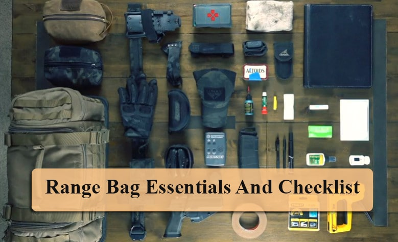 Range Bag Essentials