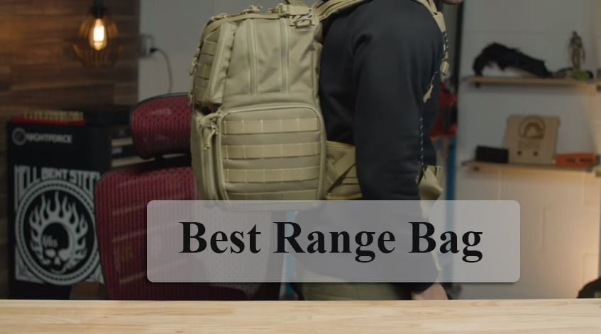 Best range bag